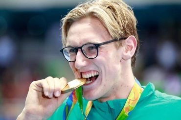 Why Olympic winners always give a 'Medal Biting Pose'