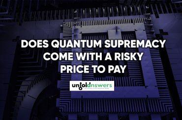 Quantum Supremacy Security Risk