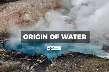 Origin of Water