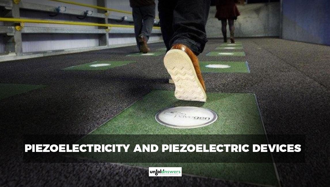 Piezoelectricity and Piezoelectric Devices