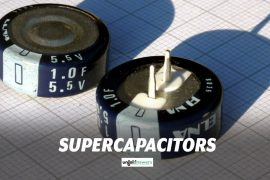 Supercapacitors - Reducing Charging TImes